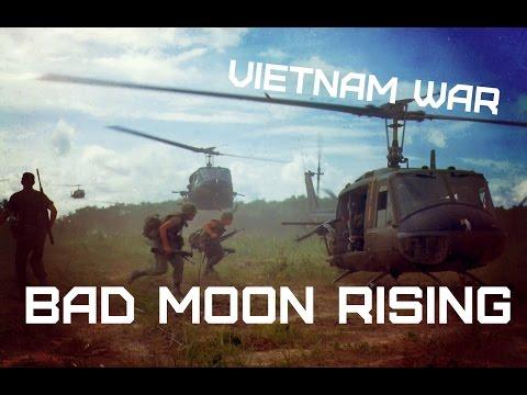 Vietnam War • Creedence Clearwater Revival – Bad Moon Rising