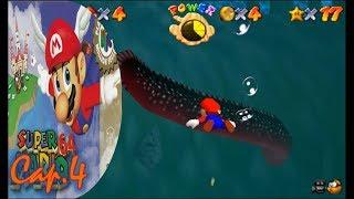 Super Mario 64 Cap.4 - El Dolor Del Nivel De Agua