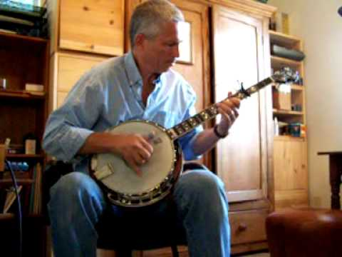 Kelly Emerson Rippin the Banjo!!!!!