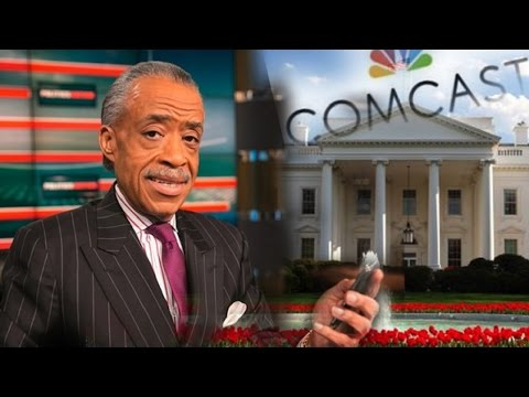 Al Sharpton Hit With $20 Billion Lawsuit, Along With Comcast And Time Warner