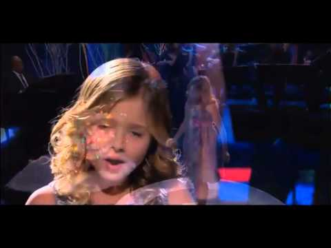 Jackie Evancho  'o Holy Night' video