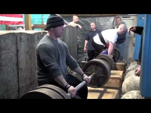 CrossFit - Rob Orlando at the Vikingfest Strongman Competition