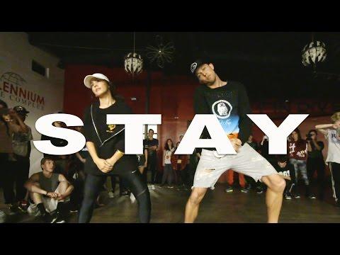"""STAY"" - Zedd ft Alessia Cara Dance Choreography | @MattSteffanina X @MeganBatoon"