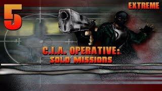 CIA Operative: Solo Missions - 1080p60 HD Walkthrough (Extreme) Mission 5 - Iraqi Compound