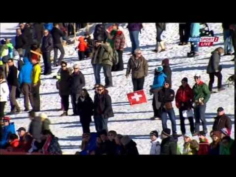 Cross Country Skiing Men 15 Km Free World Cup Davos 20.12.2014