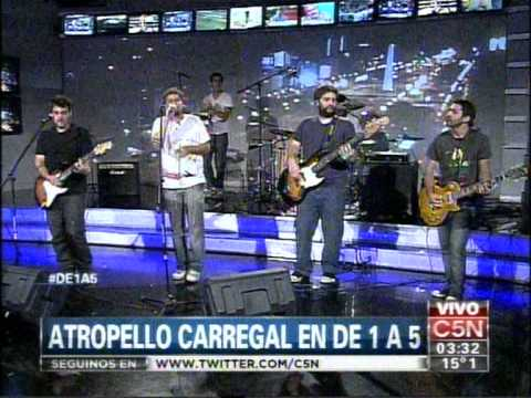 C5N - DE 1 A 5: ACUSTICO DE ATROPELLO CARREGAL