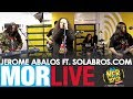 MOR Live: Jerome Abalos feat. SolaBros.com with