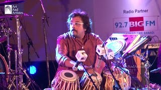 Never Seen Before Indian Drums Jugalbandi - DrumScape | Fusion Music