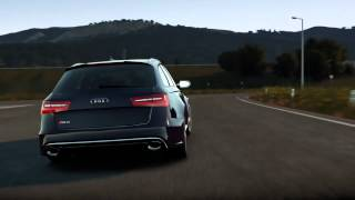 Forza Horizon 2 - Audi RS6 (stock)