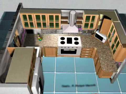 Empotrados de cocinas peque as de cemento y ceramica imagui for Cocinas de cemento y ceramica
