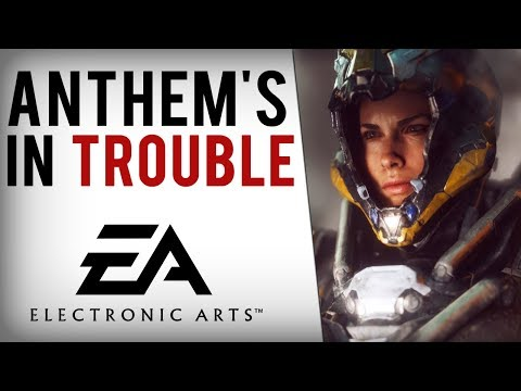 EA's Anthem in Serious Trouble | BioWare's Problems Continue...