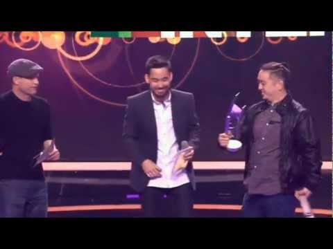 Linkin Park Win Best Alternative International Group at The 2013 Echo Awards