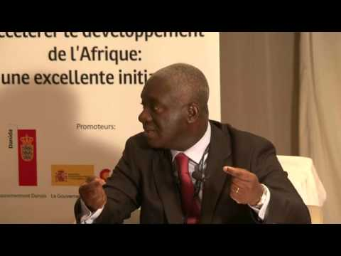 Africa CEO Forum: Press conference of the CEO of the African Guarantee Fund (AGF)