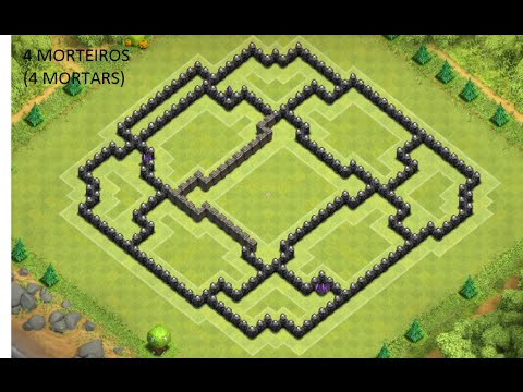 New Layout Th9 Layout Farm Cv9 Th9 4