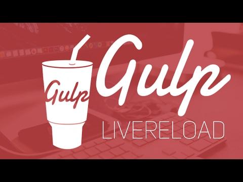 Уроки Gulp.js #6 | Ставим локальный сервер.Livereload, Autoprefixer, Local-server