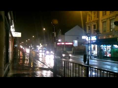 I like London in the Rain : Rainy Day & Night 2012 : SYED's Tourism
