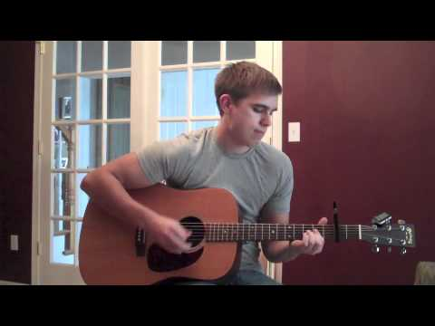 Jason Aldean fly Over States (cover) By Zach Dubois video