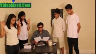 School Me Girls Ka Drama Aur Boys Ki funny video