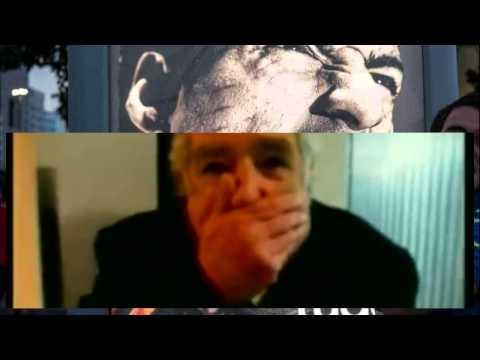 José Mujica - FIFA son una manga de viejos hijos de puta