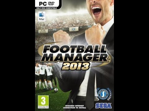 FOOTBALL MANAGER 2013 INSTALL 100% FACIL