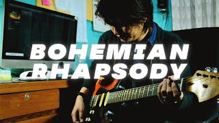 Download Lagu Queen - Bohemian Rhapsody (Guitar Solo) Gratis STAFABAND