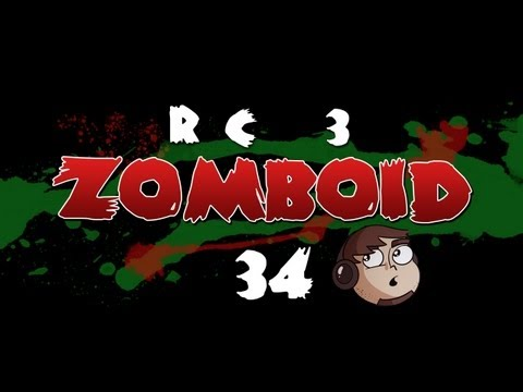 Let's Play Project Zomboid RC 3 [34] - Not Rule 34....Perverts