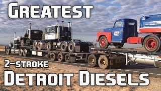 9 Of The Greatest 2-Stroke Detroit Diesel Engines Ever