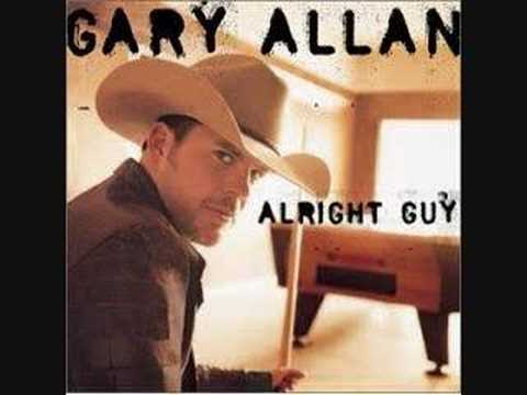 Gary Allan Man to Man Video