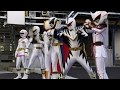 Legacy of Power - White Rangers