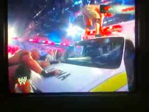 Payback 3 Stage Of Hell Match WWE Championship John Cena VS Ryback Part 5 พากย์ไทย