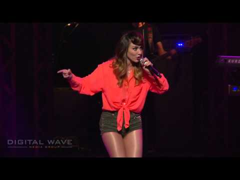 Karmin - 'hello' Live At Macy's Glamorama 2012 video