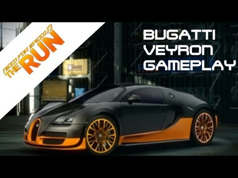 Super Sport on The Run   Bugatti Veyron 16 4 Super Sport Gameplay   Ps3 Exclusive Car