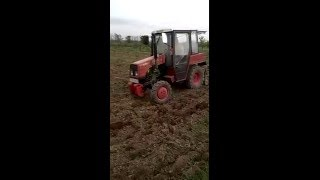 MTZ 320 Working (Hungary)