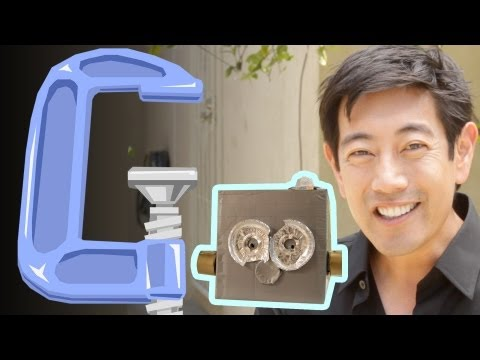 Grant Imahara Builds a
