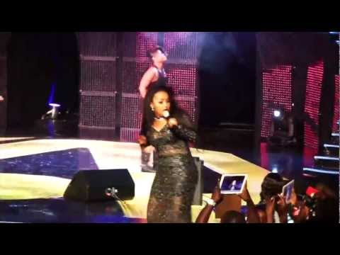Nana Ama McBrown - - Legends & Legacy Ball 2012