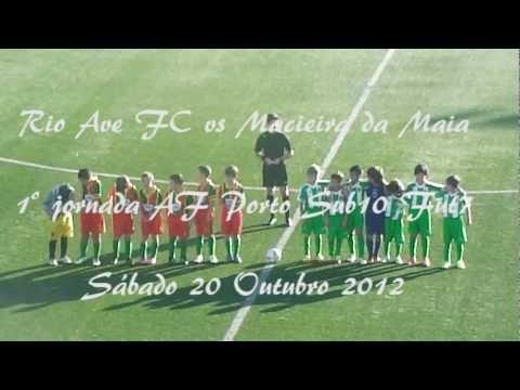 Rio Ave FC vs Macieira da Maia  (Sub10) Golos