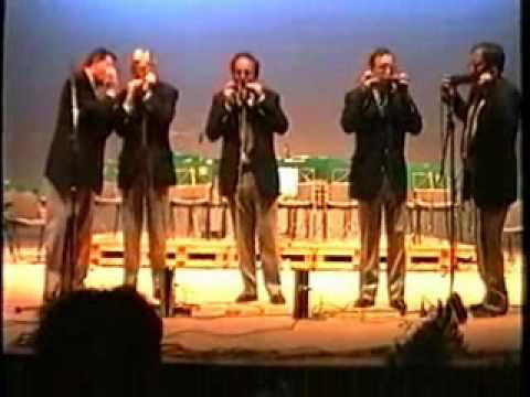 Quinteto Harmonia - Sobral de Monte Agra�o - You're Just in Love
