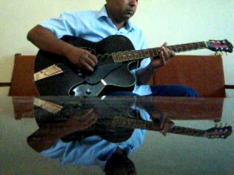 Tujhe Dekha To Ye Jana Sanam Instrumental