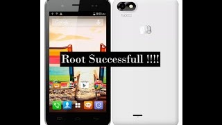 How to root Micromax A069