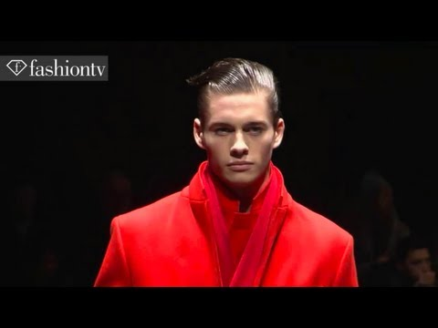 Z Zegna Men Fall/Winter 2013-14 | Milan Men s Fashion Week | FashionTV