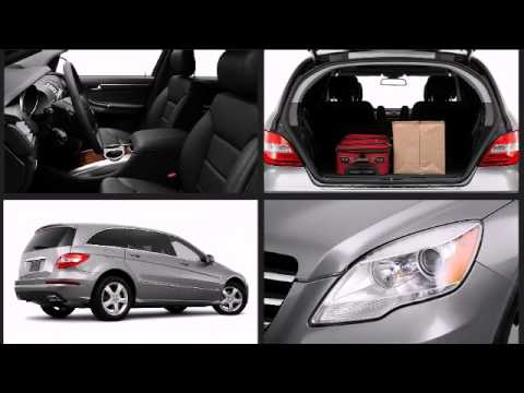 2011 Mercedes Benz  R Class Video
