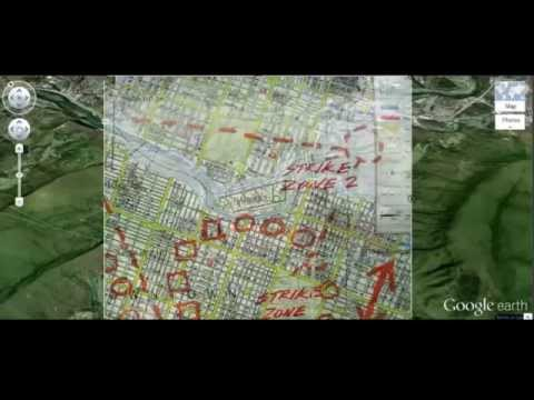 Narrows High School matches Dark Knight Rises Gotham Map for Narrows.