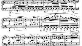 Pollini plays Chopin Sonata in B minor, Op.58 - 4. Finale. Presto, non tanto