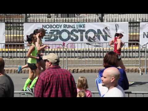 Intersection Boston: 2016 Marathon Recap (New Balance)