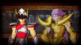 Saint Seiya Brave Soldiers: Sanctuary Arc [ENGLISH] - Episode 1