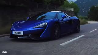 McLaren 570S Spider review   evo REVIEW720P HD