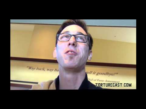 TortureCast interview with SF Giants pitcher Tim Lincecum