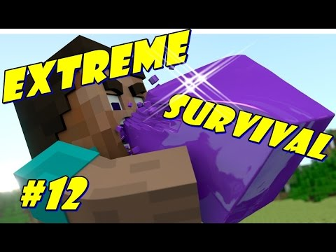 Minecraft PE - EXTREME SURVIVAL - EP.12 [BORING!!!]