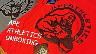Ape Athletics Unboxing!!