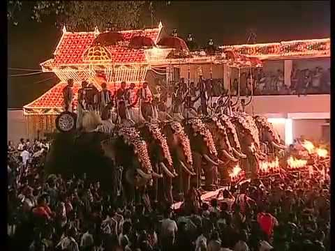 KERALA TOURISM presents Arattupuzha Pooram. Video production & Webcast - Invis Multimedia